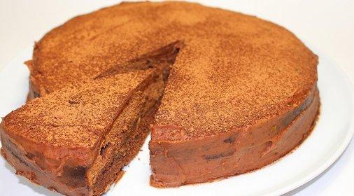 торт мулатка рецепт фото пошагово