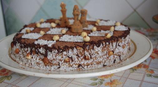 Смачні рецепти тортів з фото