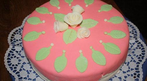 Розовая мечта рецепты тортов с фото