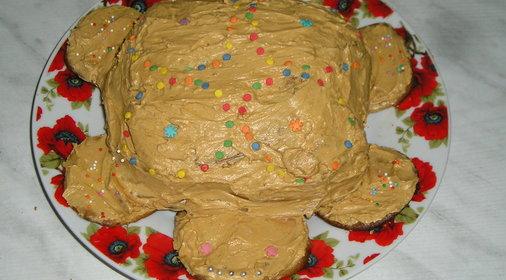 Торт тропическая черепаха рецепты с фотографиями