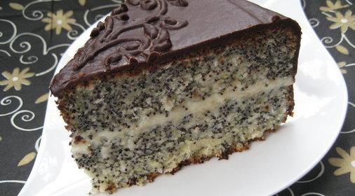 Торт королевский фото орехи изюм мак