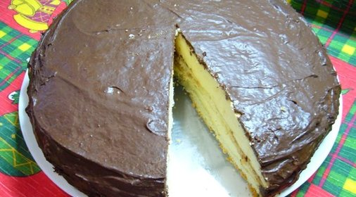 Простой рецепт торта птичье молоко с пошагово