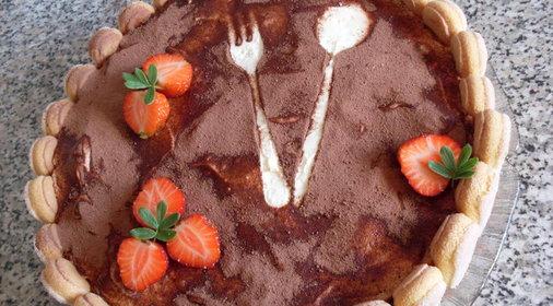 Торт клубникой пошаговый рецепт с фото