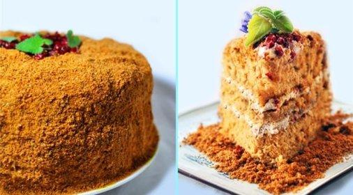 медовик рецепт с фото пошаговый