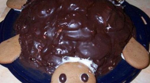 торт черепха рецепты с фото