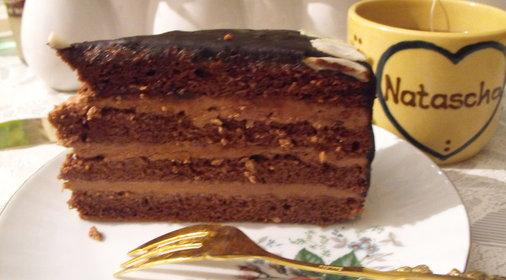 Торт пражский рецепт по госту пошагово в домашних условиях