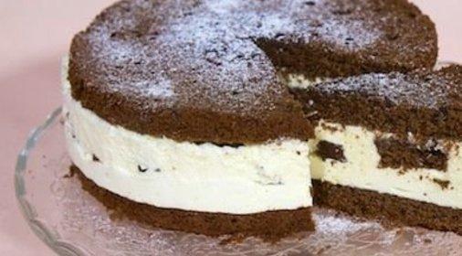 Рецепт птичьего молока торт брауни рецепт с фото