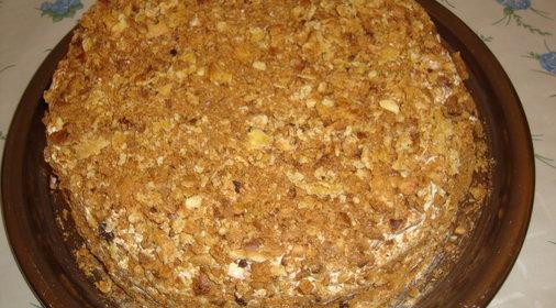 Рецепт торта император с фото